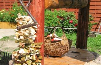 Siedlisko Żywki, noclegi na Mazurach, siedliskowe specjały